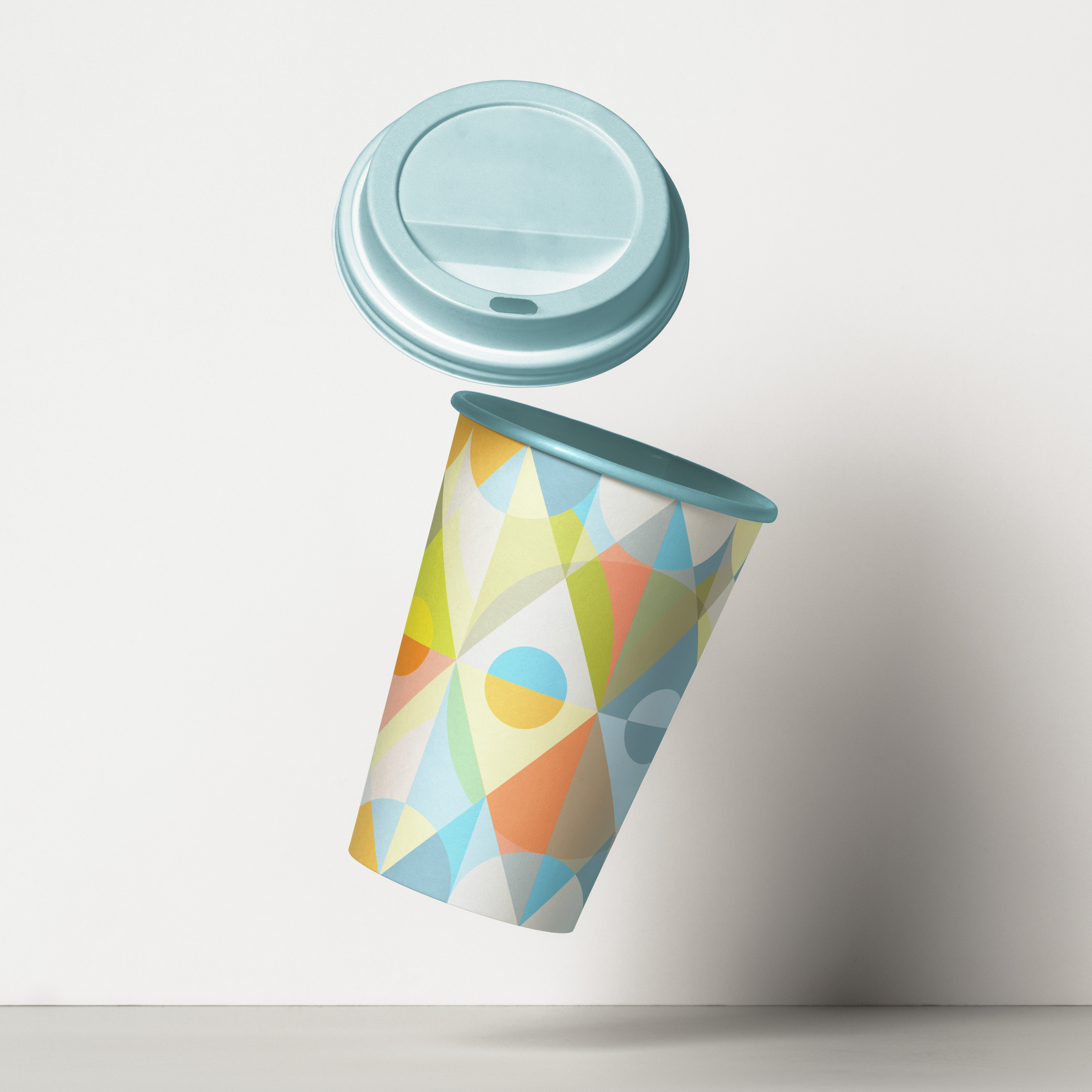 Gravity-Paper-Hot-Cup-Mockup