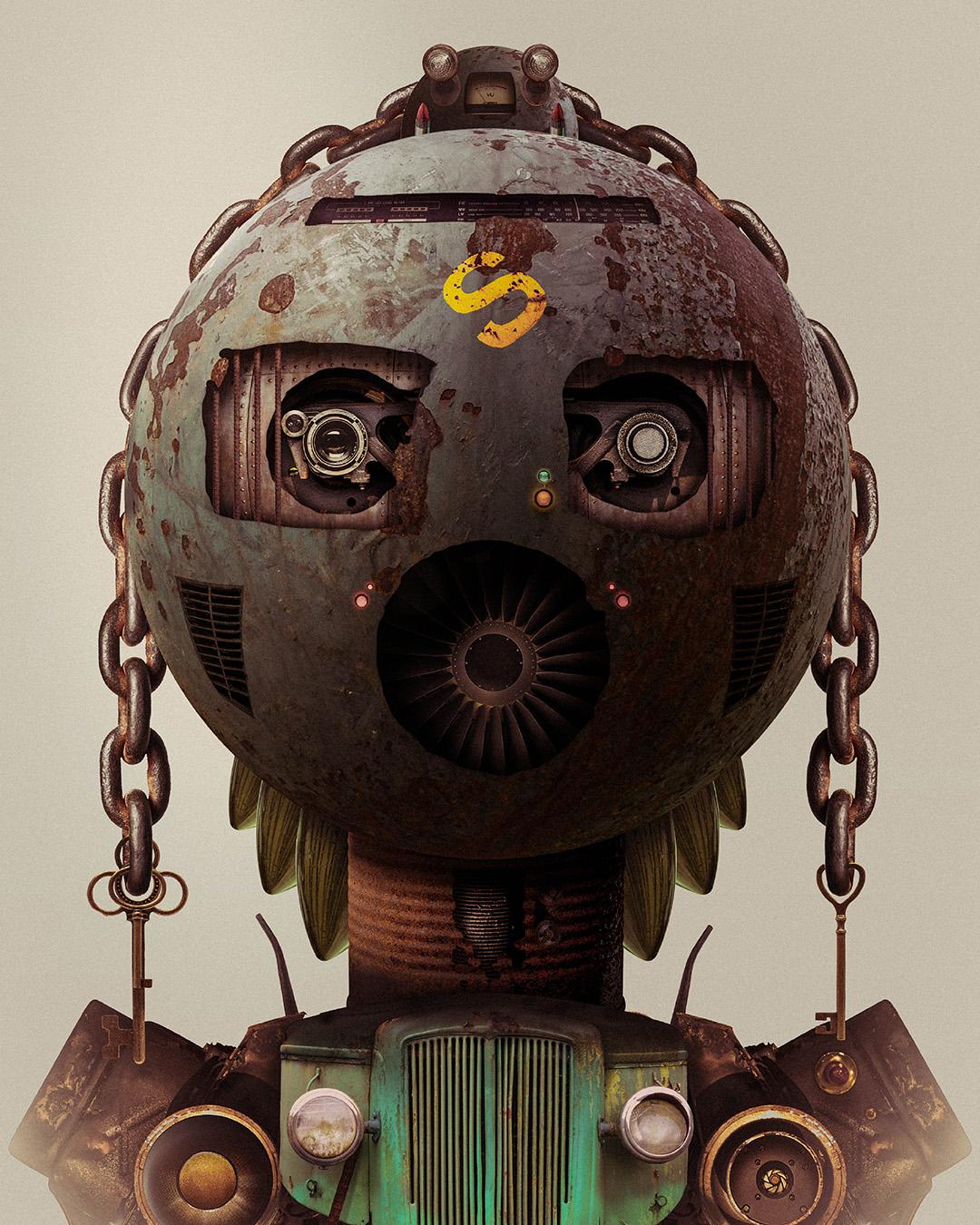 new robot2a5